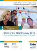 ECM research cover